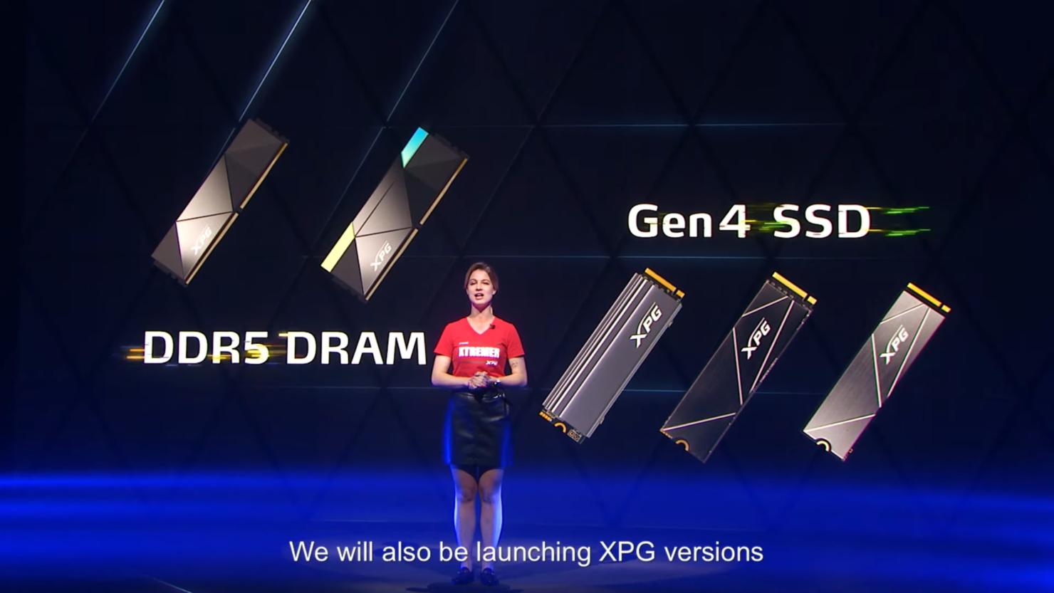 ADATA'nın yeni LEGEND PCIe Gen4 SSD'si 7400MB/s varan hızlar sunuyor