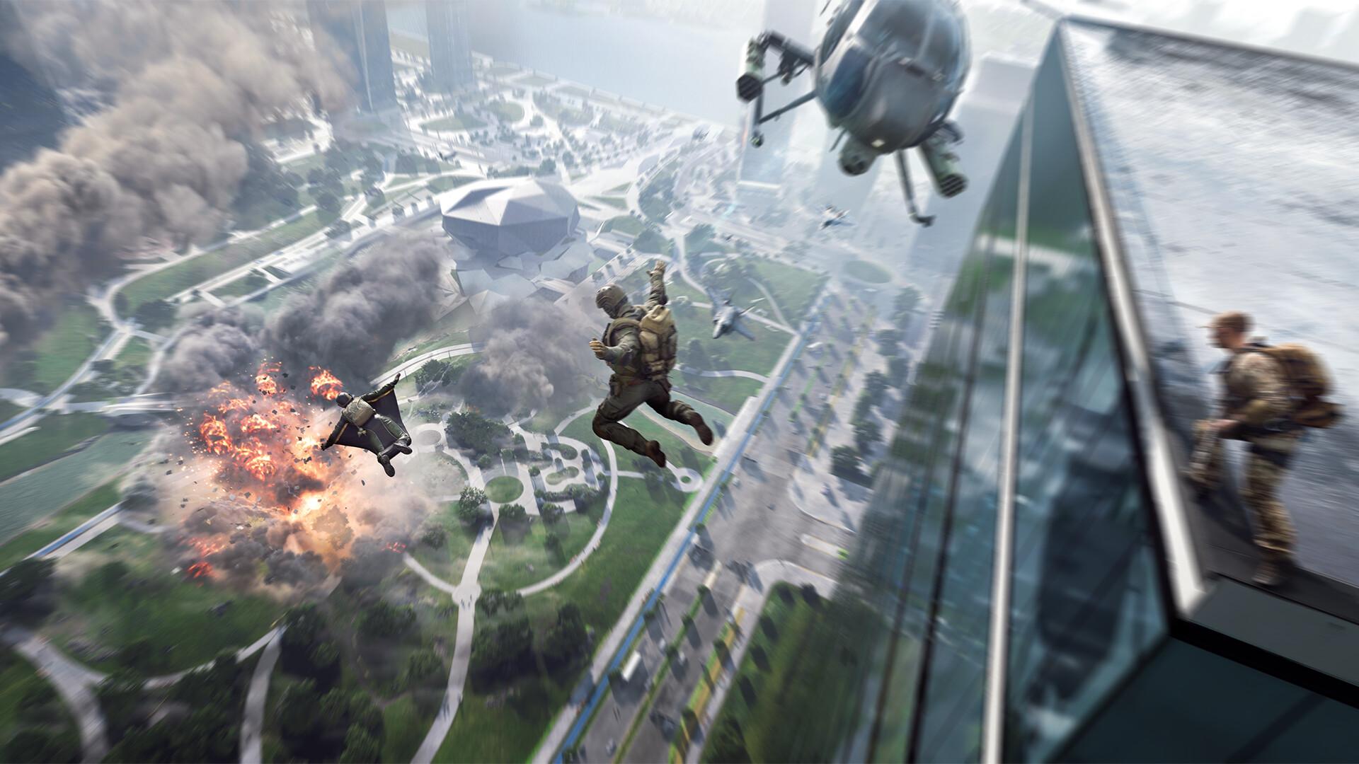 Battlefield 2042'nin sistem gereksinimleri belli oldu
